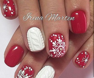 beauty, manicure, and nails polish image