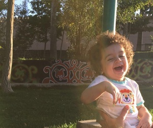 baby, laugh, and lovely image