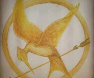 tribute, tributevonpanem, and hungergames image