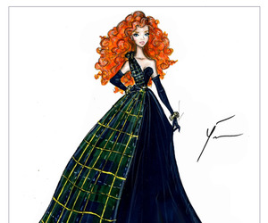 princess, disney, and brave image