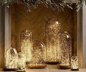 sparkle, christmas lights, and lights image