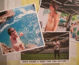 all time low, zack merrick, and pictures image
