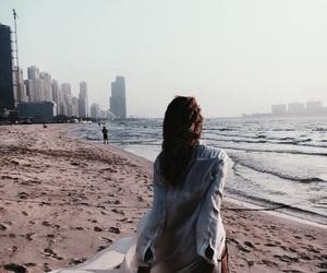 beach and fashion image