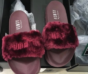 puma, shoes, and fenty image