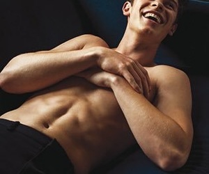 shirtless, vogue, and shawn mendes image