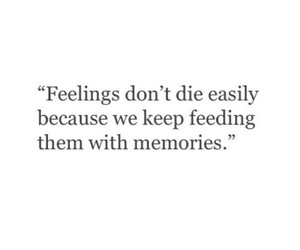 quotes, feelings, and memories image
