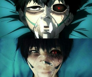 anime, cosplay, and tokyo ghoul image