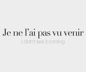 french, francais, and quotes image