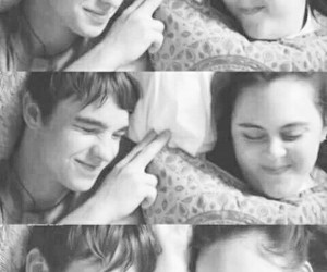 finn, my mad fat diary, and love image