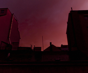 sky, red, and alternative image