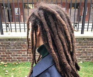 dreadlocks, dreads, and locks image
