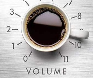 coffee, volume, and morning image