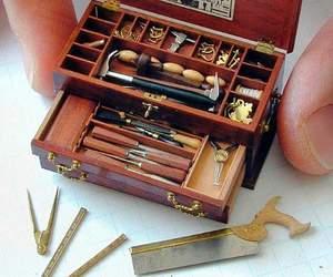 tiny and carpenter's tool image