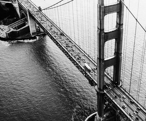 bridge, san francisco, and travel image