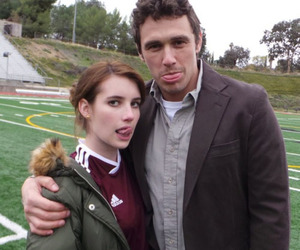 emma roberts, james franco, and Palo Alto image