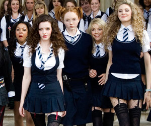 movies, st trinians, and teen image