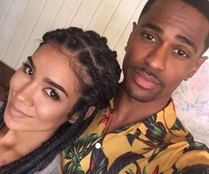 big sean and jhene aiko image