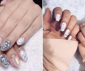 beautiful, nails, and OMG image