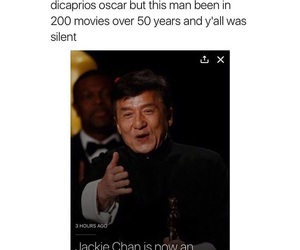 jackie chan and praise to jackie image