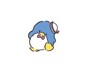 タキシードサム、アニメ、サンリオ、ペンギン image