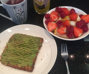 breakfast, foodspiration, and meal image