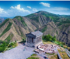 armenia and garni image