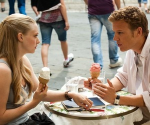 letters to juliet, amanda seyfried, and movie image