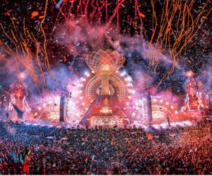 festival, music, and music festival image