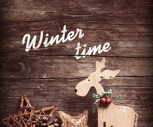 christmas, winter, and winter time image