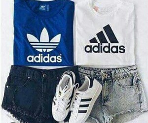 adidas, clothes, and outfit image
