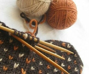 autumn, cozy, and craft image
