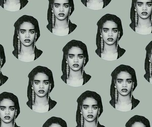 pattern, rihanna, and badgalriri image