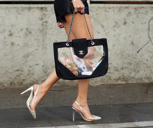 bag, style, and chanel image