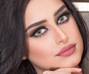 arab, makeup, and middle eastern image