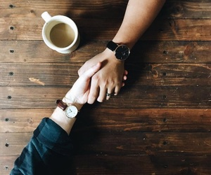 couple, style, and watch image