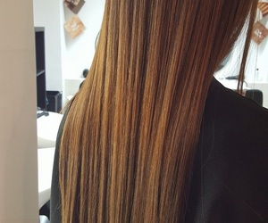 brown, hair, and beautyful image