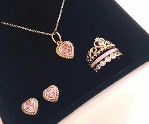 pandora, pink, and jeewels image