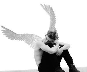 aesthetic and angel image