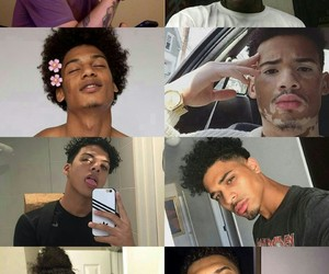 African, Afro, and boys image