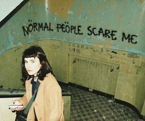 girl, grunge, and ahs image