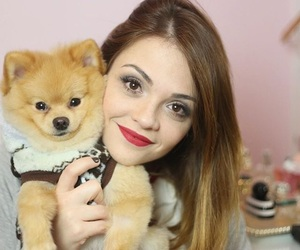 blogger, brazilian, and dog image