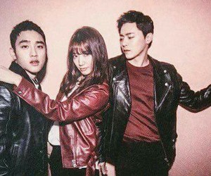fashion, Korean Drama, and park shin hye image