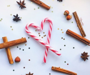 candy, Cinnamon, and food image