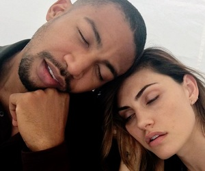 phoebe tonkin, The Originals, and charles michael davis image