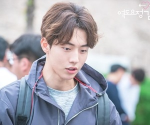 kdrama, nam joo hyuk, and weightlifting fairy image