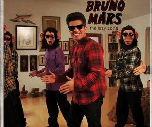 bruno mars, the lazy song, and bruno image