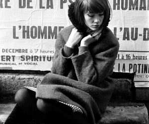 francoise hardy, vintage, and 60s image