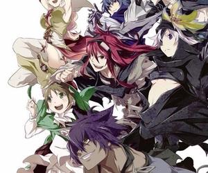 anime and rokka no yuusha image