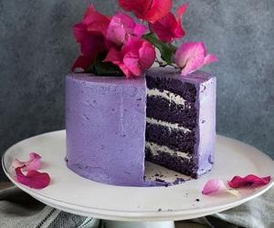 ube cake image