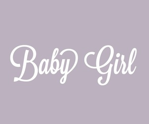 baby girl, cool, and girlfriend image